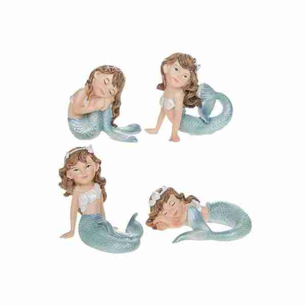 Mystic Mermaids Shell - Blue in white box