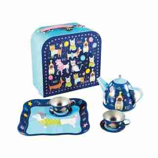 TEASET-TIN-7PCS-PETS