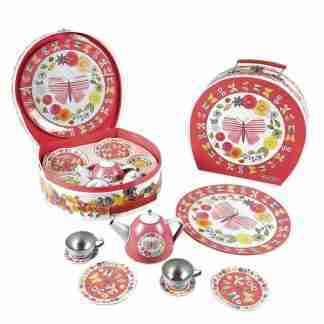 TEASET-TIN-BUTTERFLIES