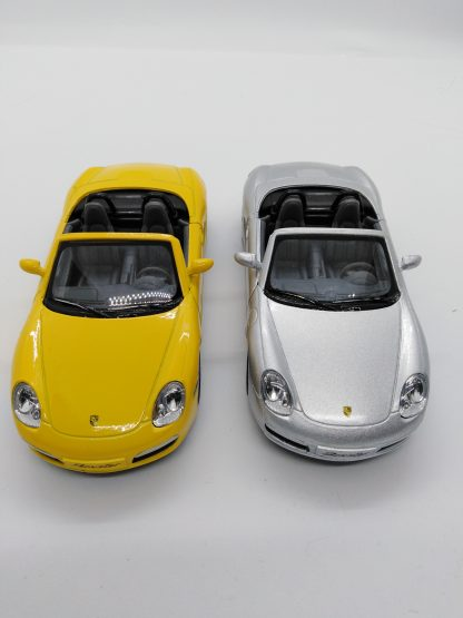 Porsche Boxster S Diecast