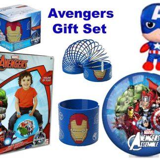 Marvel Avengers 4 Piece Gift Set