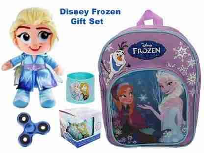 Disney Frozen Elsa 4 Piece Gift Set (1) Purple