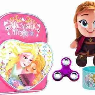 Disney Frozen Anna 4 Piece Gift Set (2) PINK