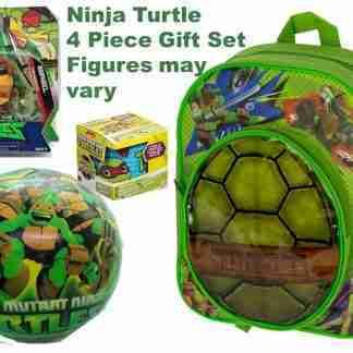 Teenage Mutant Ninja Turtles 4 Piece Gift Set