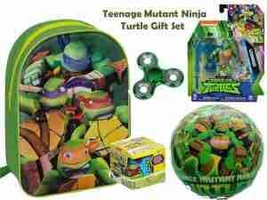 Teenage Mutant Ninja Turtles 5 Piece Gift Set