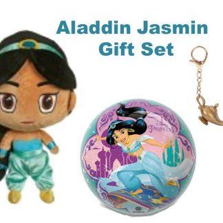 Disney Aladdin Jasmin 3 Piece Gift Set