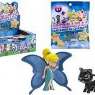 Fairy with Pet Blind Bags Glow in Dark Wings - x 6 Blind Bags