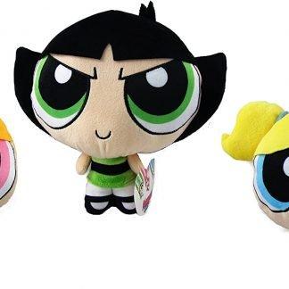 Powerpuff Girls Soft Plush Doll - Quality Super Soft Plush -One supplied