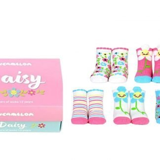 Cucamelon Daisy Socks