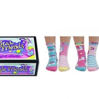 Fairytale Friends United Oddsocks