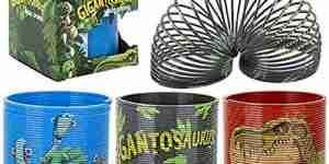 GIGANTOSAURUS Magic Spring 3 Assorted Designs