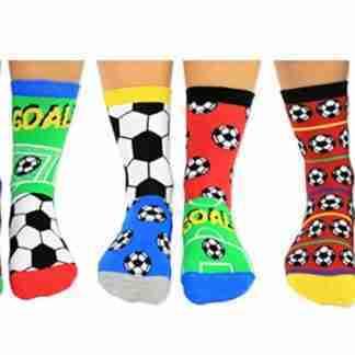 United Oddsocks boys Kick It