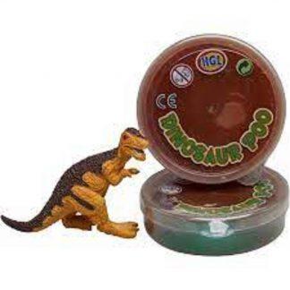 Dinosaur Poo and Figure Set