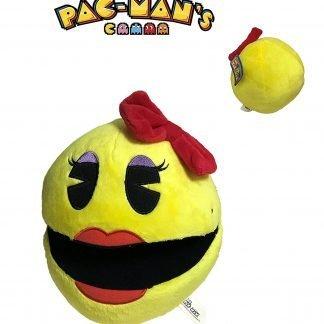 MS PACMAN Girl Plush