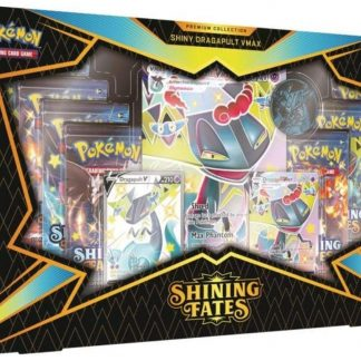 Pokemon Sword & Shield 4.5 Shining Fates Premium Box